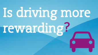 Is driving more rewarding?