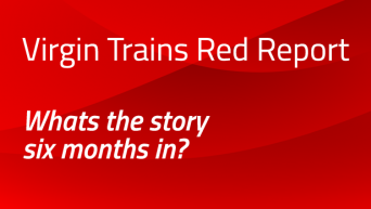 The Red Report - Six months on